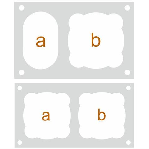 Dvouprůduchové pilířové  tvárnice   PT